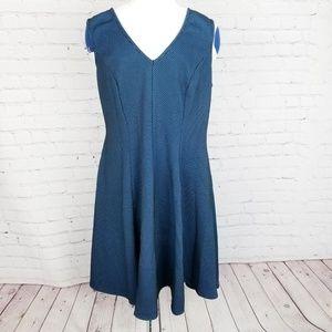 Torrid|Fit N Flare FishNet Style Dress